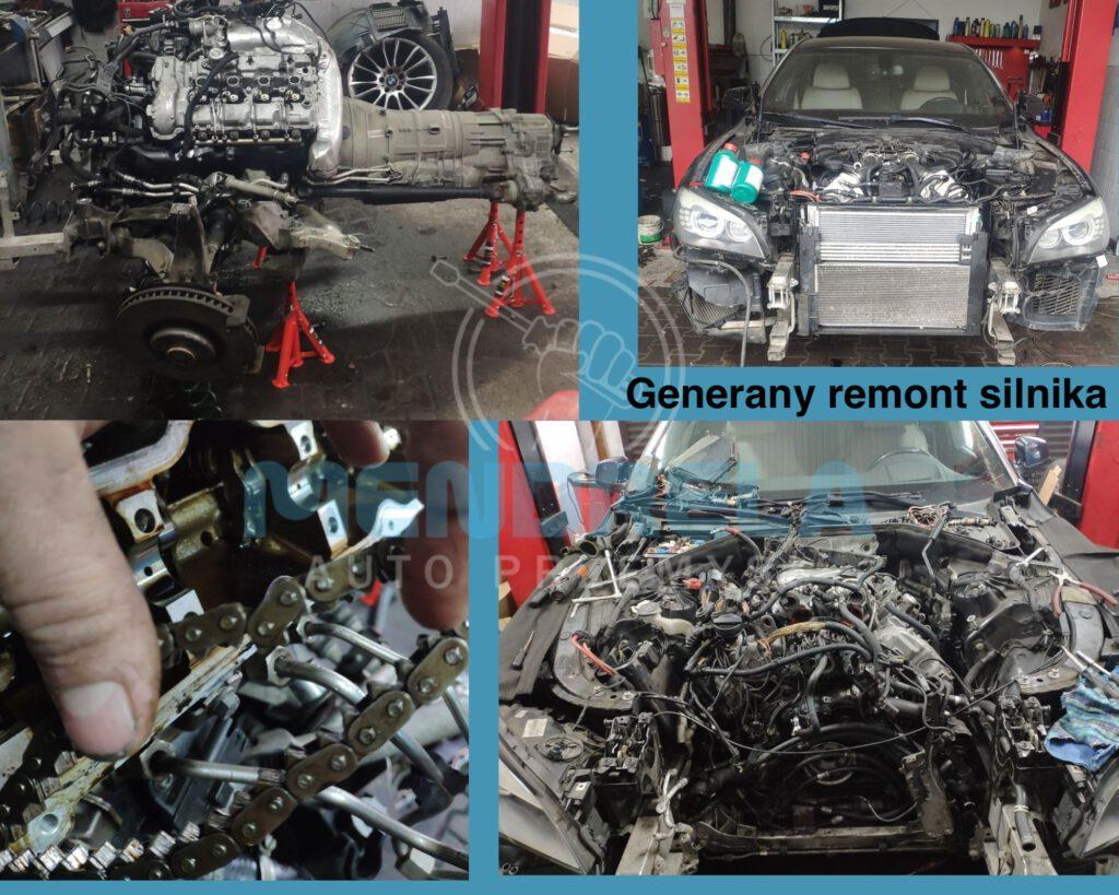Remont silnika cz1
